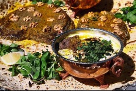Let's try special food of Isfahan