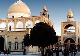 Vank cathedral hosts anthropology museums/ Isfahan