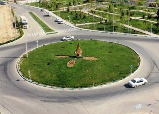 North entrance of Isfahan becomes an outstanding one in the country