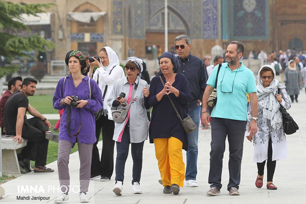 Isfahan shining in Iran's 12th International Tourism Exhibition