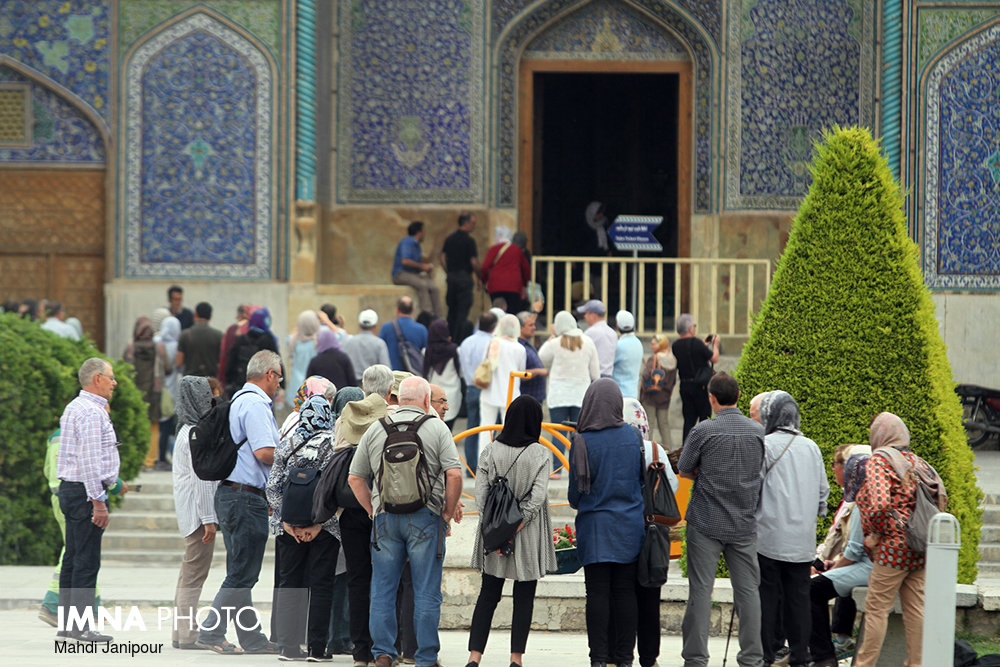 Iran witnesses rise in trips