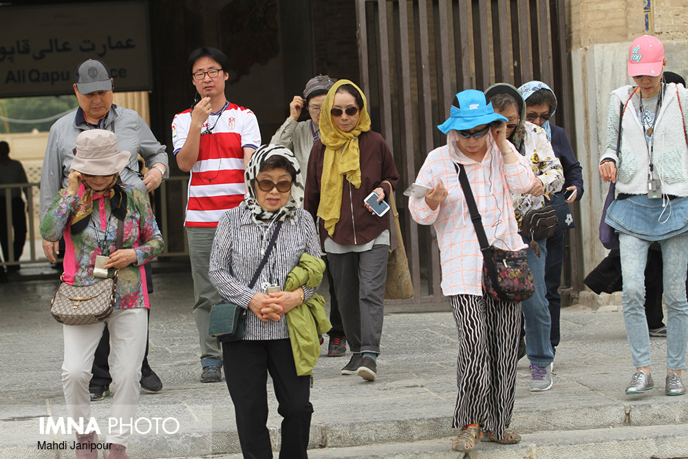 Iran fallen behind Russia,Turkey in attracting Chinese tourists