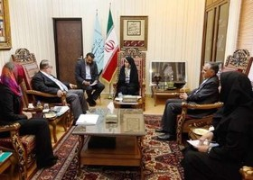 Iran & Colombia expand talks on tourism, handicrafts ties