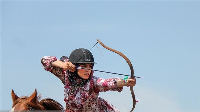 Iranian nomads' cultural and sports festival in photos