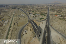"""Only 1 % development left from """"Shahid-Balaei"""" non-level intersection"""