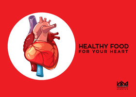 Healthy food for your heart