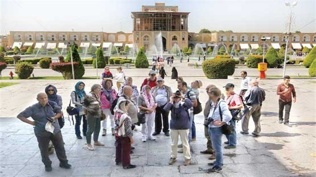 Official: Touring Iran type of travel fashion among Europeans