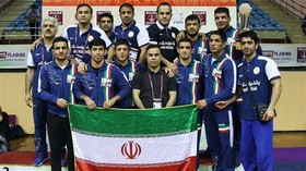 Iranian freestyle wrestlers rank first in Senior Asian Championships