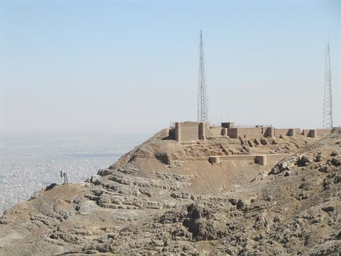 "Municipality allocates 3 billion tomans to renovate ""Shah Dej"" castle"