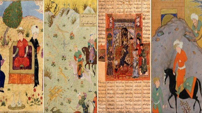 Harvard Art Museums to showcase Persian paintings