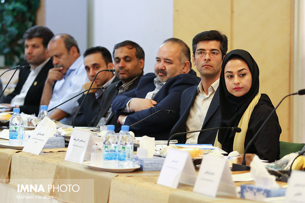 Seminar for reviving Tourism Golden Triangle/ Isfahan