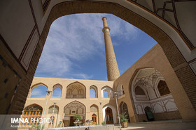 """Reforming and restoring """"Masjed Ali"""" (Ali Mosque)"""