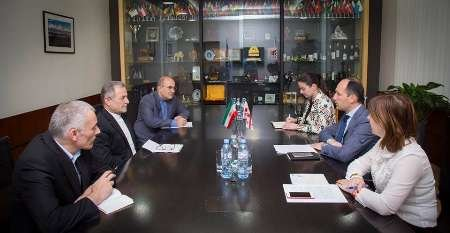 Iran, Georgia discuss issues of mutual interest