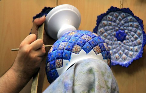 Isfahan holds one third of the world's crafts