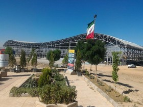 40 % progress in phase 1 of International Exhibition/ Isfahan