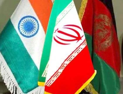 Iran, Afghanistan, India