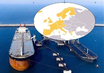 Iran exports half of its oil to Europe