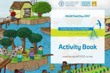 FAO invites Iranian children, youth to attend world food day competition