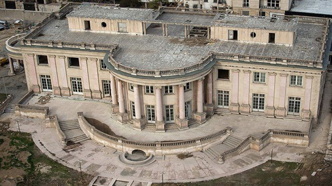 Iran's 'Versailles Palace' eventually registered as National Heritage Site