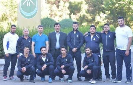 Iranian junior weightlifters clinch world's championship title
