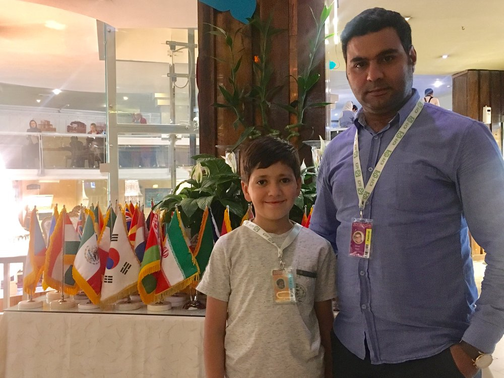 Ahmad Zaeri : Loving children is loving yourself