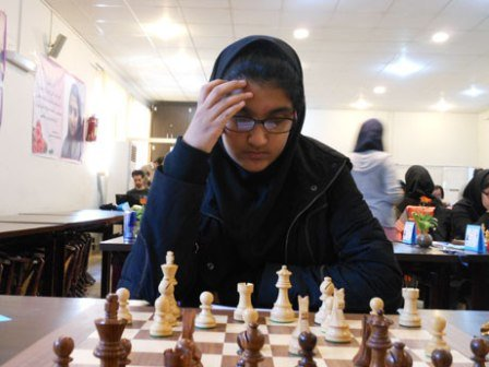 Iranian chess player