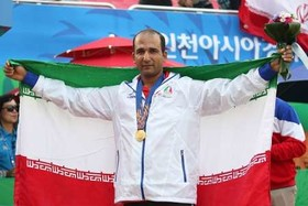 Iranian archer wins Asian cup