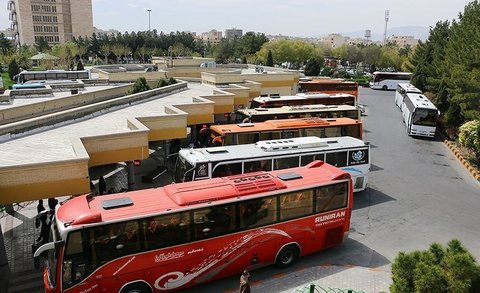 Isfahan terminals provide efficient services to passengers