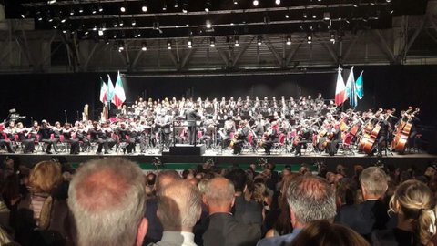 Iran, Italy Use Music to Build Bridge of Brotherhood