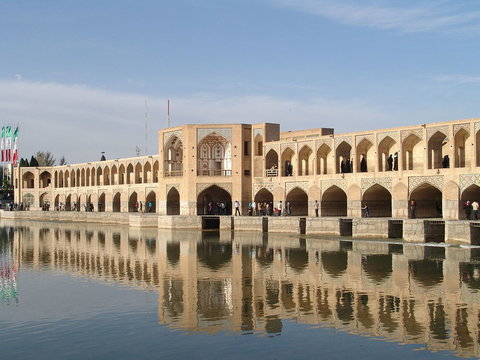 Isfahan tourism