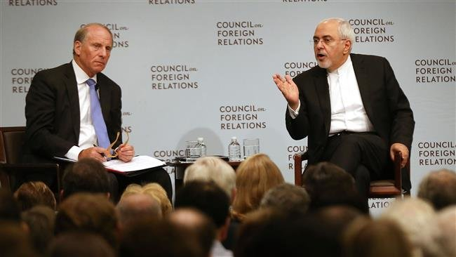 US must alter its policy of issuing sanctions against other nations: Zarif