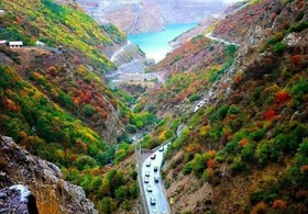 Chalous: The Most Beautiful Road in Iran