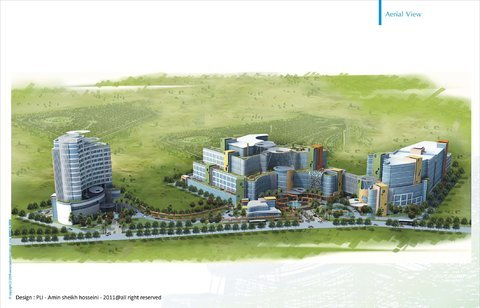 'Isfahan Healthcare City' to be inaugurated after appointment of new Health Minister