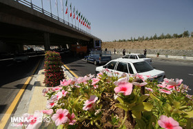 'Ashkavand' interchange opened to public