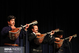 2nd festival of Iranian folk music in Isfahan