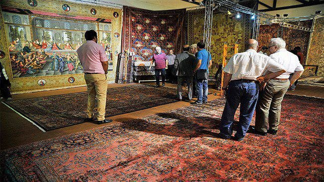 INCC: Over 700 Iranian firms to attend world's largest handmade carpet expo