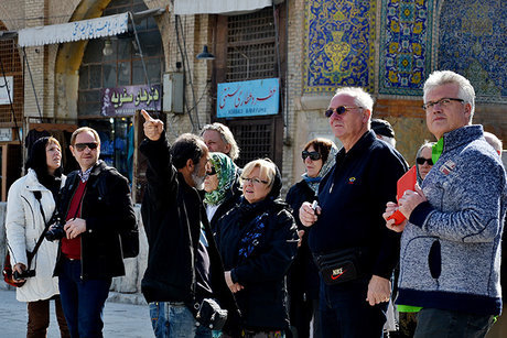 The Americans' trip to Iran is not stopped