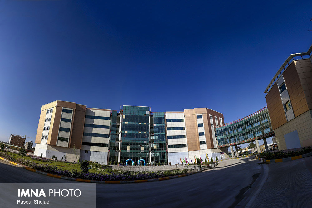 Isfahan Healthcare City 1st phase officially inaugurated