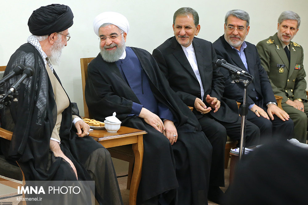 President Rouhani: Unemployment to top agenda of new gov't