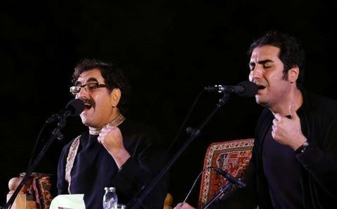 Iranian father-son musical to perform in Chehelsotoun