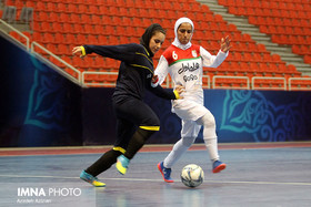 Iranian National Women's Futsal Camp in Isfahan