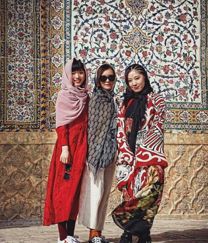 Safe Iran charms every tourist