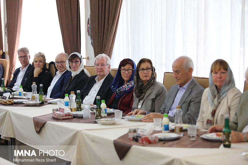 Isfahan Mayor Meets Economy Deputy of Freiburg's Mayor