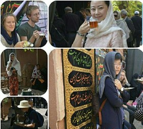 Over 21000 foreigners visit Abyaneh during 1st half of Iranian year
