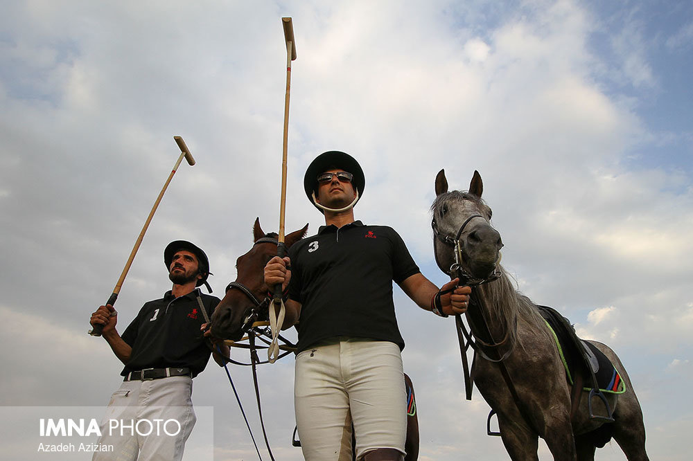 Isfahan is the cradle of modern-day polo