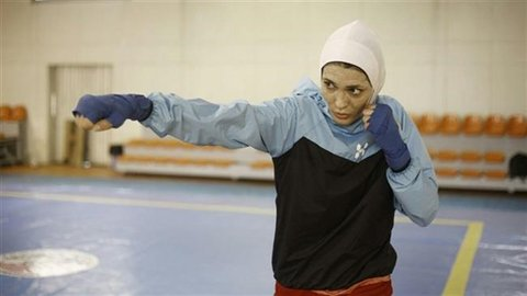 Iranian wushu practitioners stand out in World Championships