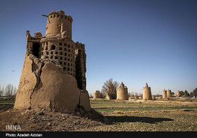 pigeon tower/Dorcheh, Isfahan