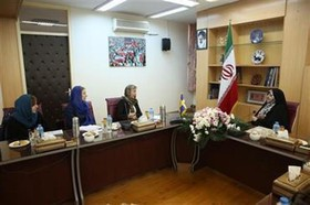 Iran, Sweden stress implementation of joint MoUs on women affairs
