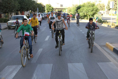 Bicycles to count for 10% of inner city transportation