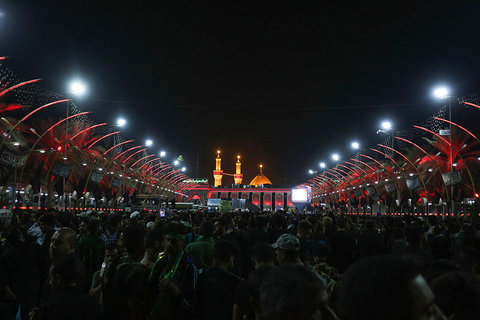 Over 15 million pilgrims arrives in Karbala this year